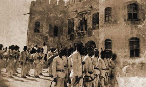 Photo of Hz. Bilal-i Habeşi (r.a.)
