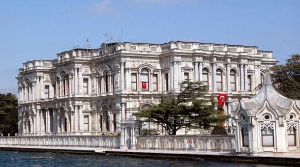 """Photo of Boğazın Hüzünlü Sarayı """"Beylerbeyi"""""""