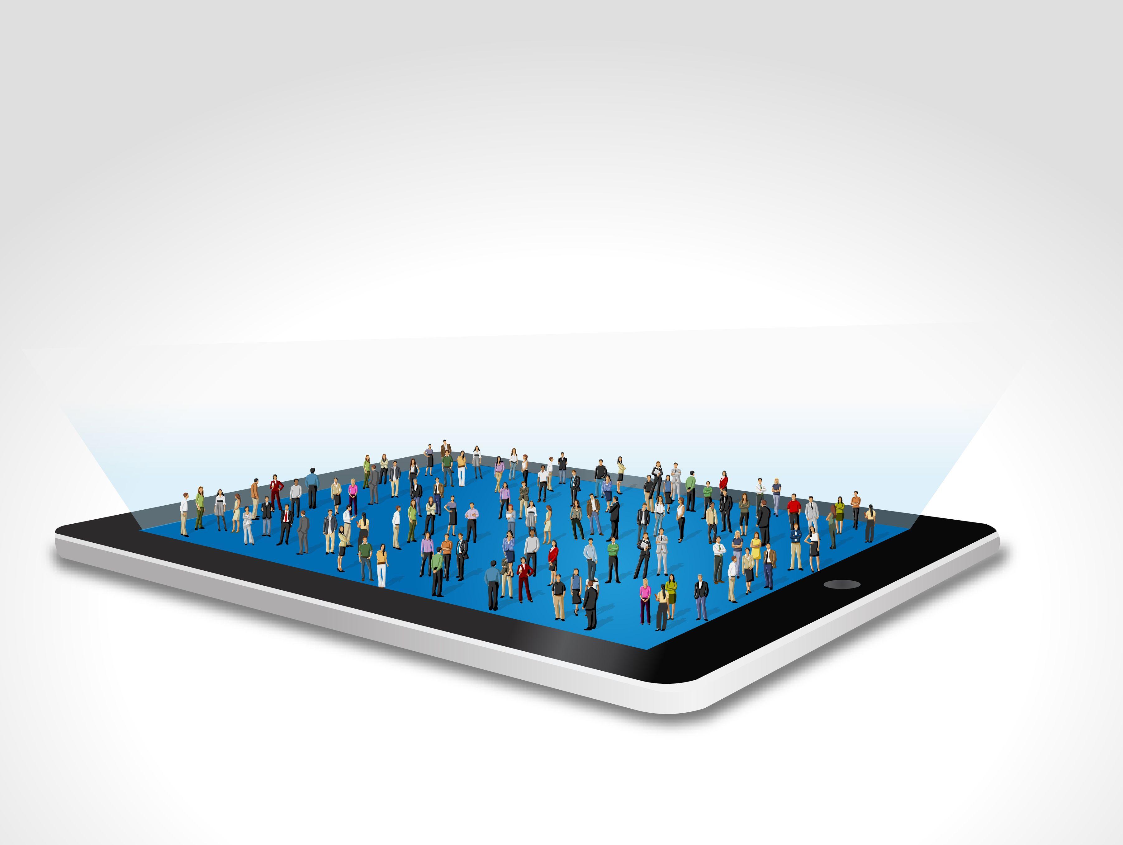 """Photo of """"Sosyal Paylaşım Platformları"""""""