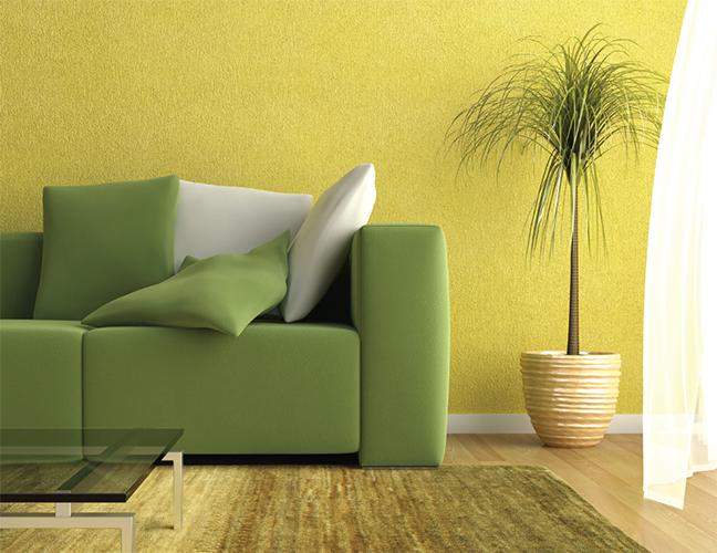 Photo of Yeşilin Dekoratif İzleri
