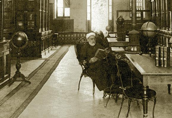 Photo of Bir Kütüphanenin Kitabına Sahip Çıkma Hikayesi