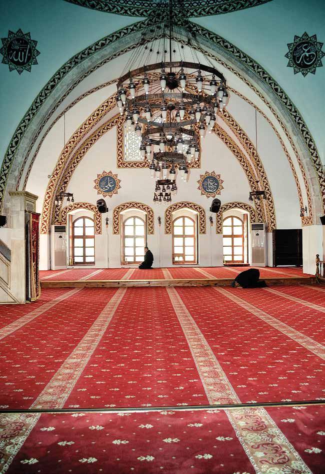 Photo of Anadolu'da İnşa Edilen İlk Cami: Habib-i Neccar Camii ve Külliyesi
