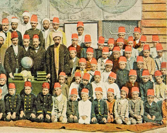 Photo of Osmanlı Eğitim Mirası