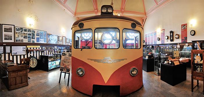 Photo of İçinden Tren Geçen Müze