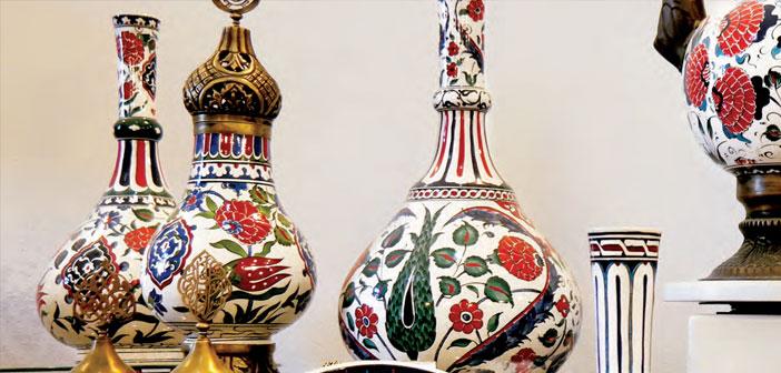 Photo of Çini Sanatı Ayrıntıda Gizli: İznik