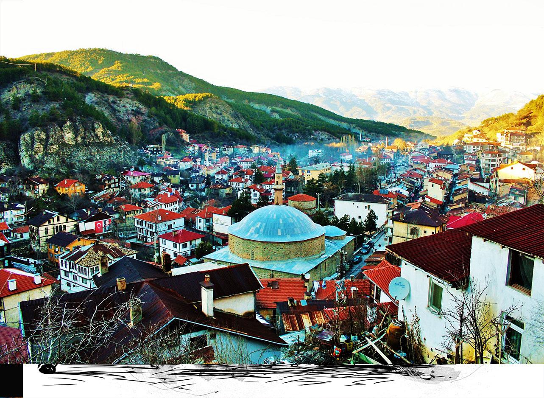 Photo of Dağların Arasına Sıkışan Tarih Mudurnu