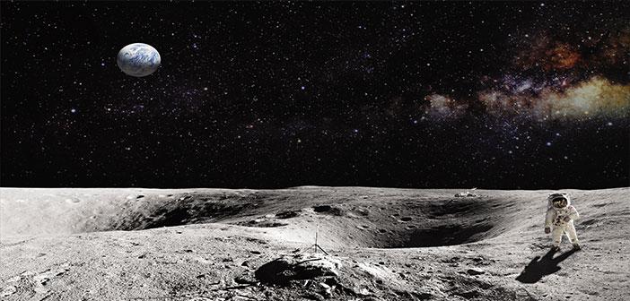 Photo of Aydaki Mucizevi İzler