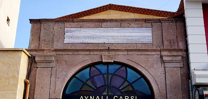 Photo of Çanakkale İçinde Aynalı Çarşı