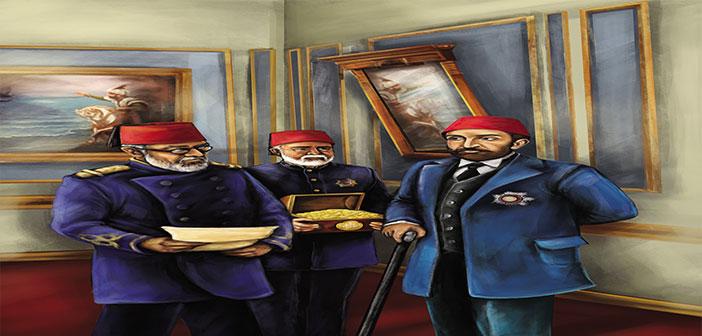 Photo of Sultan Abdülhamid Han'dan Pasteur'e 10 Bin Frank Yardım