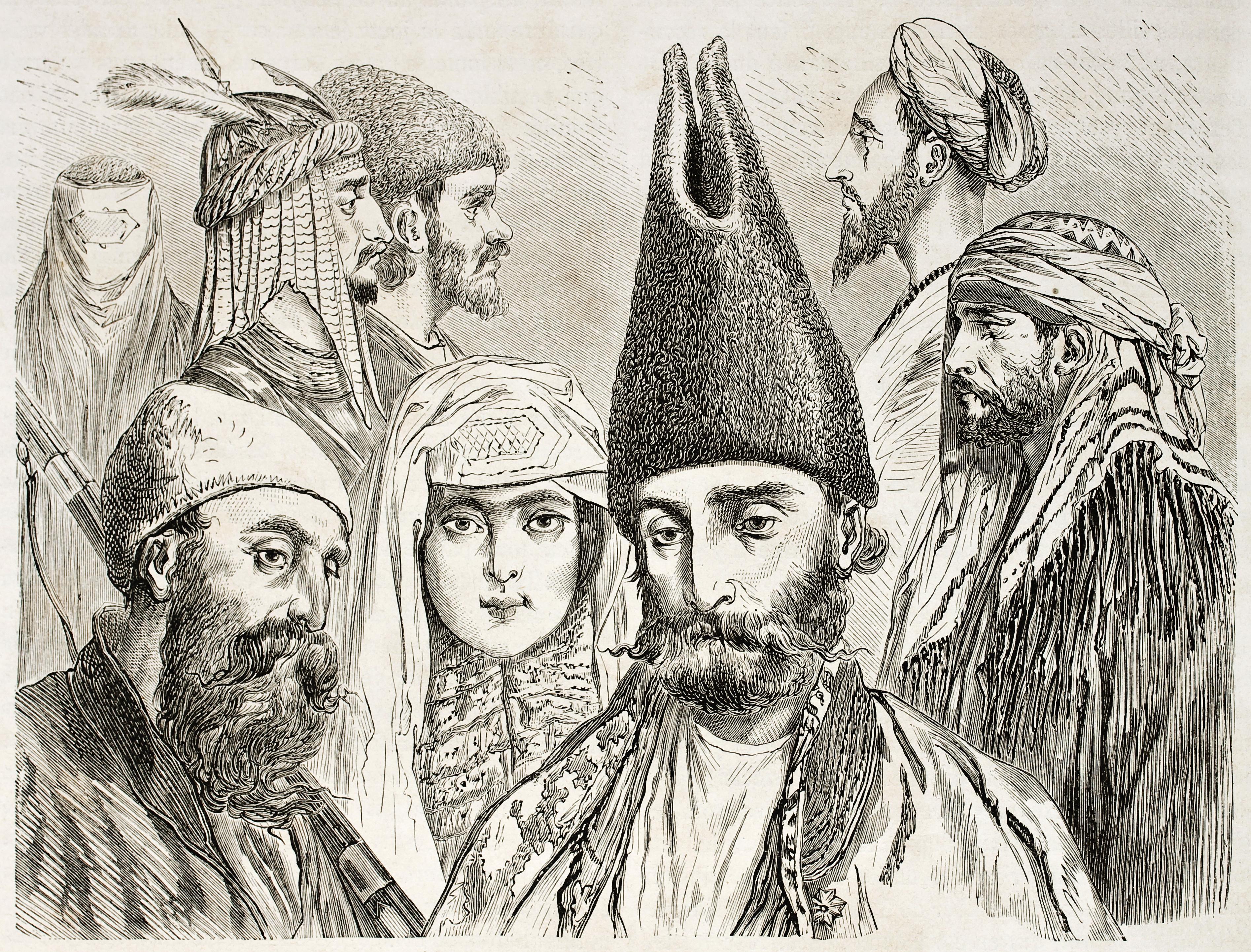 Photo of Kıyafetname