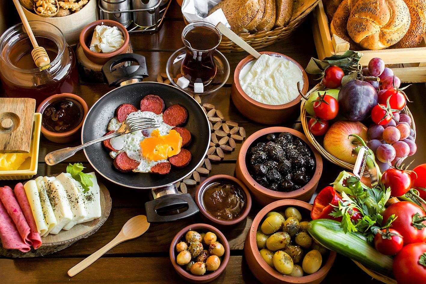 Photo of Sabah Güzeli Altın Öğün Kahvaltı