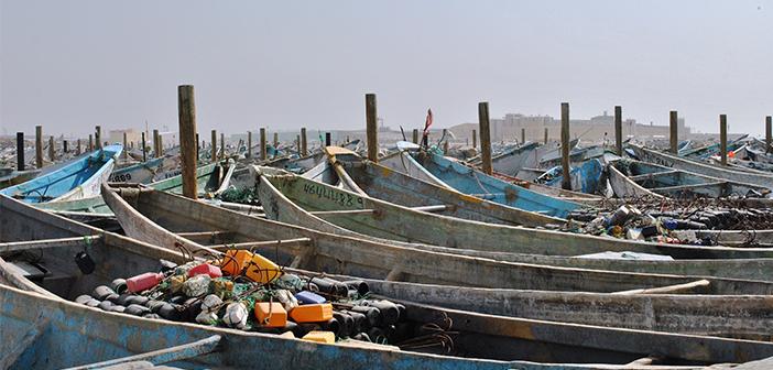 Photo of Nuadibu'da Türk Balıkçılar
